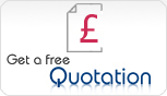 get online quotation for web design